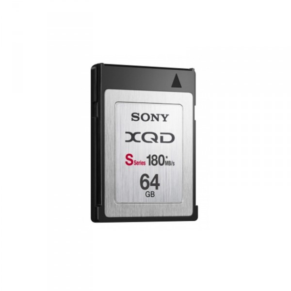 Sony QDN64, XQD Card N-Series, 64 GB, up to 125MB/s - 0
