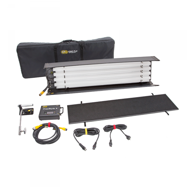 Kino Flo KIT-FT44BU, FreeStyle T44 DMX Kit (1-Unit) w/ Soft Case, Univ