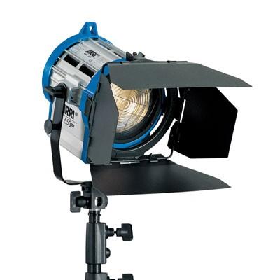 ARRI 650 Plus P.O. 90 - 250 V~ blue/silver Schuko connector L3.79400.K - 0