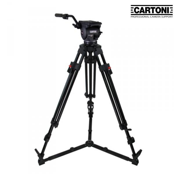 Cartoni KF12-2UG FOCUS 12 2 stage Ultra Lightweight System