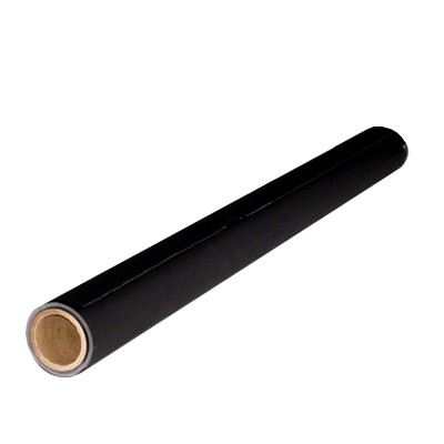 Rosco Cinefoil 79200-01 - 7,62x0,61m - Black Wrap (Folienverpackung) - 0