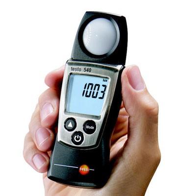 Testo 540 Beleuchtungsstärke-Messgerät - 0