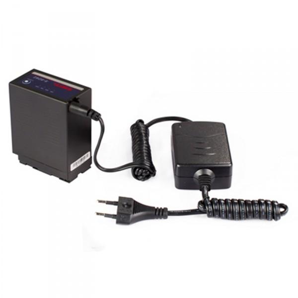 Swit S-3010D Aufsteck Ladegerät mit DC Pole Anschluss für S-8040 - 0