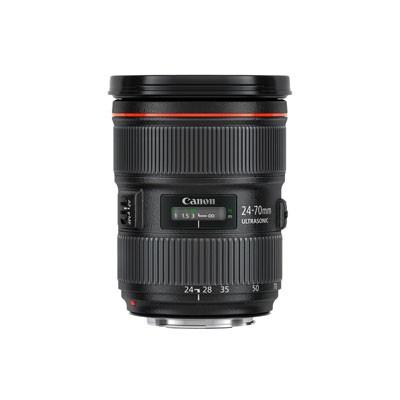 Canon EF 24-70mm f/2.8L II USM Standard Zoom Lens - 0