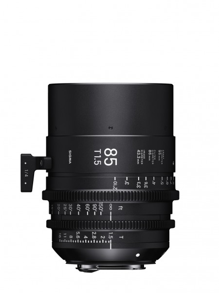SIGMA 85MM T1.5 FF F/CE (METRIC) Canon EF