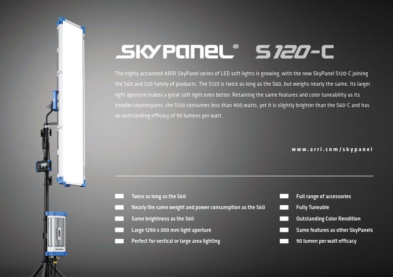 SkyPanel-S120C