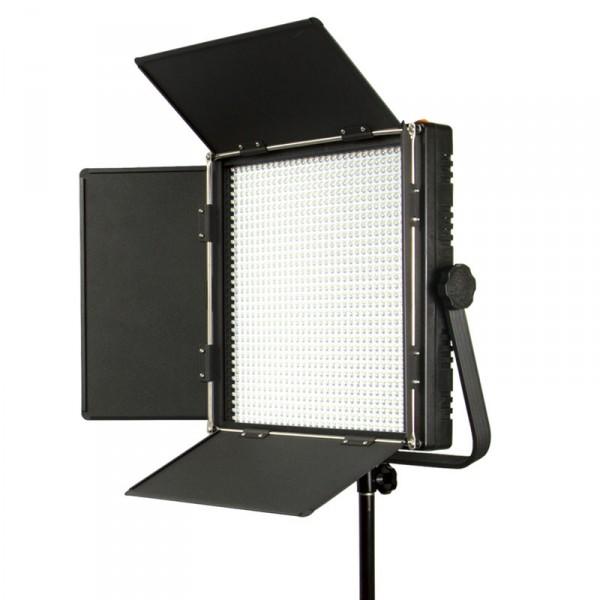 Swit S-2120CA LED Flächenleuchte mit 2.600 Lux, BiColor, Anton Bauer Mount - 0