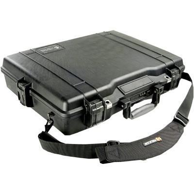 Peli Protektor Laptop #1495, schwarz / 47,9x33,3x9,7cm Innenmaß - 0