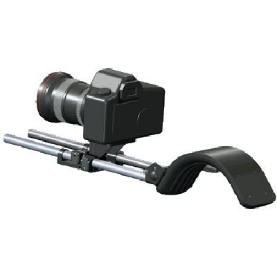 Vocas 0370-0001 Shoulder support for 15mm rails - 0