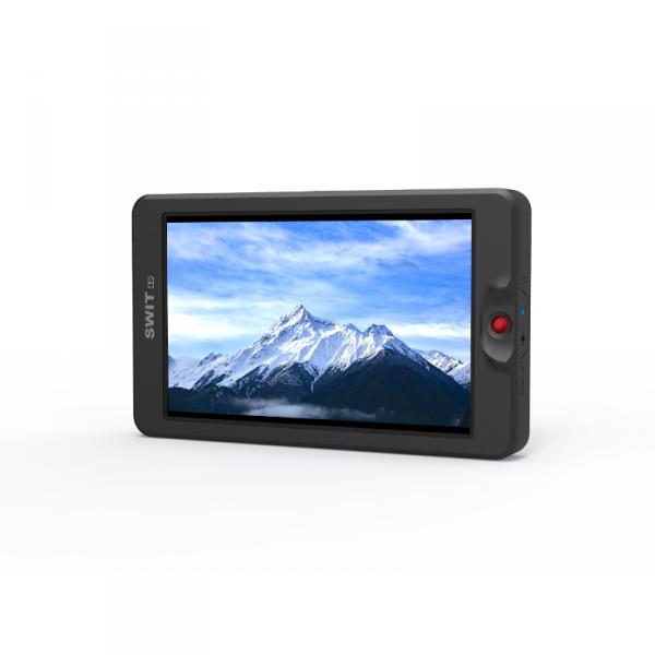 SWIT CM-S75F, 7 inch 3000nit Super Bright 4K HDR LCD Monitor mit SDI