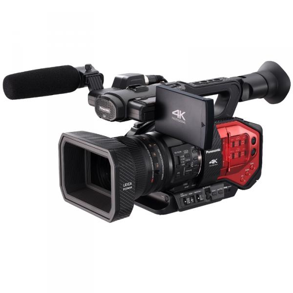 """Panasonic AG-DVX200E 4/3"""" CMOS 4K/60p Camcorder - 0"""
