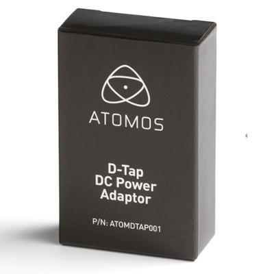 Atomos D-Tap DC Power Adaptor (Ninja 2, Samurai, Ronin & Connect) ATOMDTP001 - 0