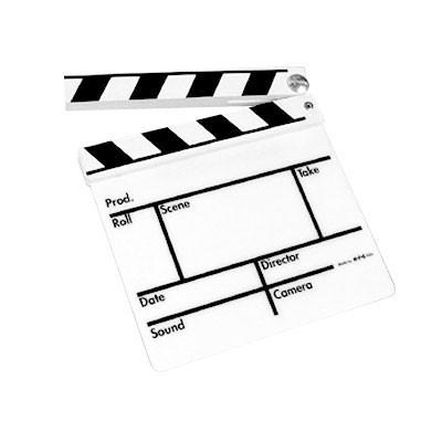Synchronklappe/Gegenlichtkl. 17,5x18,5cm - 0