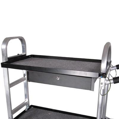 Magliner Mag Roller 2-Space Sliding Drawer w/ Lock MAG-L2 - 0