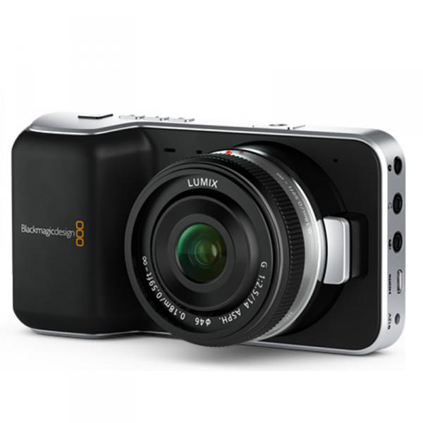 Blackmagic Design Pocket Cinema Camera BM-CINECAMPOCHDMFT - 0