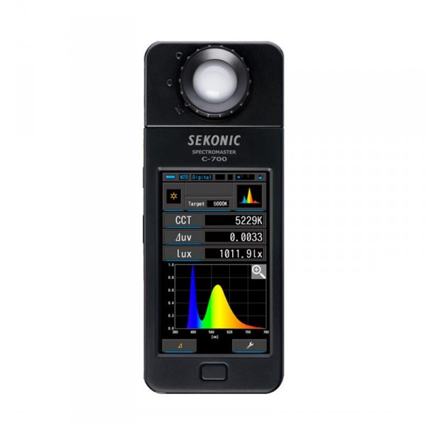 Sekonic C-700, SpectroMaster - 0