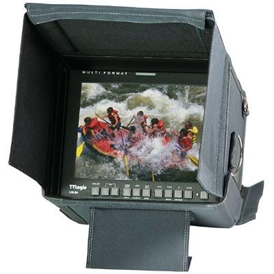 TV Logic LVM CBH-071, Sonnenschutz + Tasche für LVM-071W - 0