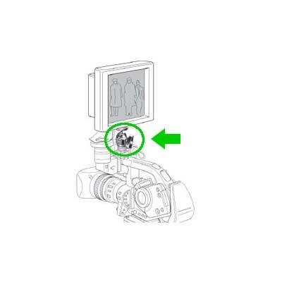 Manfrotto 492LCD Kugelkopf Micro für Kameraschuh - 0