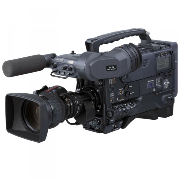 Sony DigiBeta Camcorder  DVW 970, gebraucht - 0
