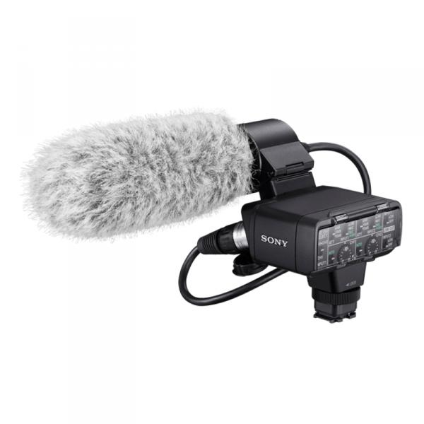 Sony XLR-K2M, XLR-Adapter mit Multi-Interface-Schuh - 0