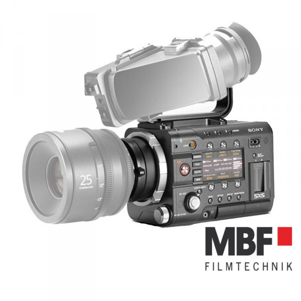 Sony PMW-F5 S35mm CineAlta Camera HD - 0