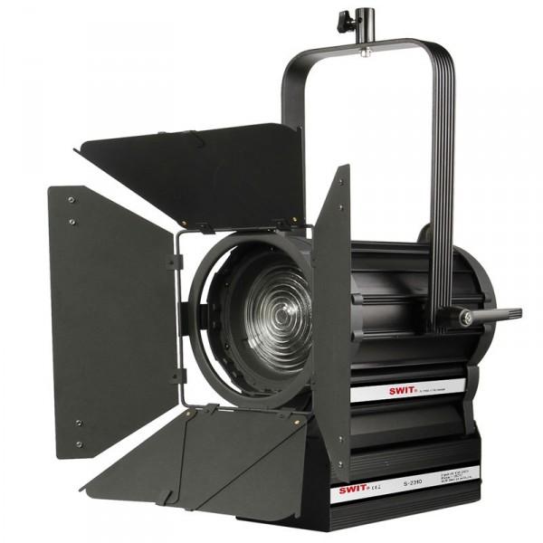 Swit S-2310 LED Studioleuchte mit 50.000 Lux, focussierbar - 0