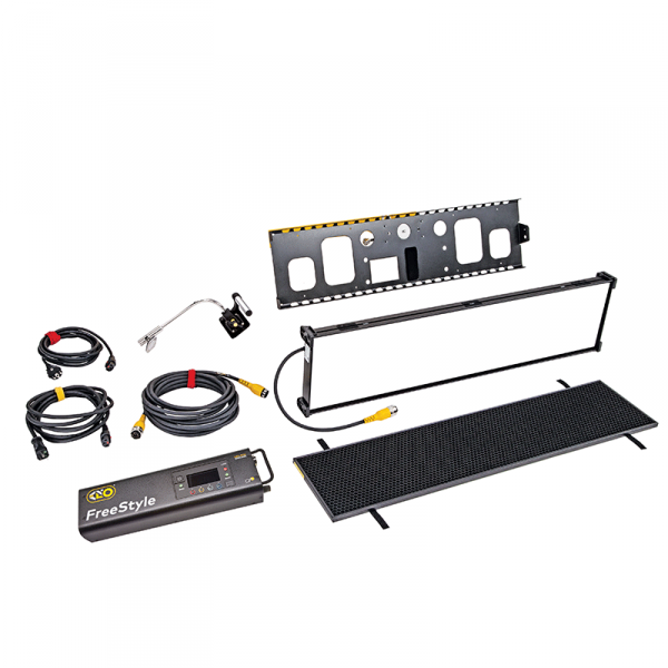 Kino Flo SYS-F31TU, FreeStyle/GT 31 LED DMX System, Univ