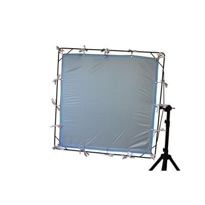 Roscotex 4'x4'  1,12m x 1,12m Dyed Grid Gloth (Moonlight) - 0