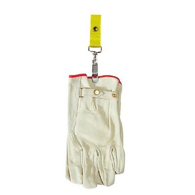 bestboy Glove clip / Handschuhclip, yellow 713004 - 0