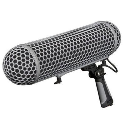 Røde Blimp 2, Korbwindschutzsystem mit Rycote® Lyre Mikrofonhalterungen, inkl. Fellwindschutz Dead Wombat - 0