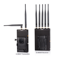 SWIT S-4904S, Wireless System 700m LOS, V-Mount 43046555