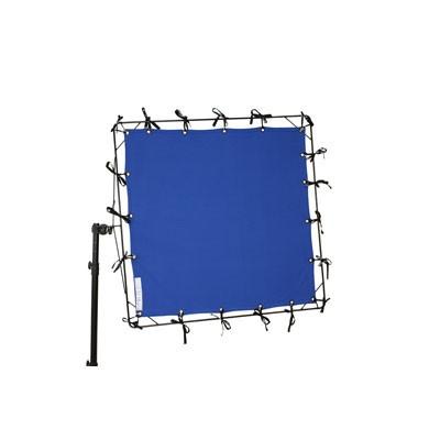 Roscotex 4'x4' 1,12m x 1,12m Chroma Blue - 0