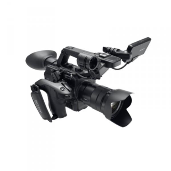 Sony PXW-FS5K S35 XAVC 4K Camera, E-Mount with Lens SELP18105G - 0